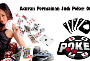 Aturan Permainan Judi Poker Online